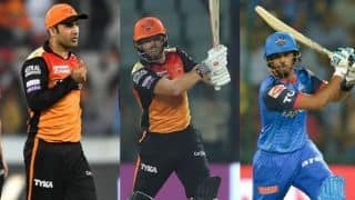 DC vs SRH,Talking Points: Bairstow stands out from the pack