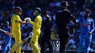 Peter Handscomb, Marcus Stoinis flourish takes Australia to 288/5
