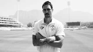 Mitchell Johnson wanted to become the best player in the world again, says Adam Griffith
