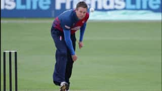 गेंद पर हैंड सैनिटाइजर लगाने के आरोप में सस्पेंड हुआ ये ऑस्ट्रेलियाई गेंदबाज