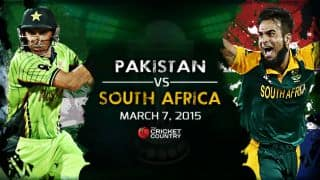 Pakistan vs South Africa ICC Cricket World Cup 2015, Pool B Match 29 at Auckland, Preview