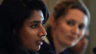 Indian Women ready to take on Pakistan Women in ICC T20 World Cup 2016, says Mithali Raj