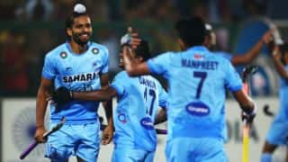 India rise to 5th spot in FIH Rankings