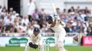 India vs England, 3rd Test: Virat Kohli, Cheteshwar Pujara fifties take India's lead to 362 at lunch