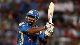 Pollard: MI have pressure of being defending IPL champs