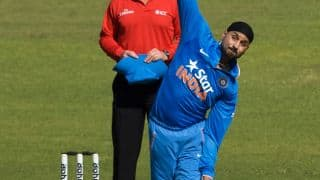 Harbhajan nostalgic about getting India bag for 1st time