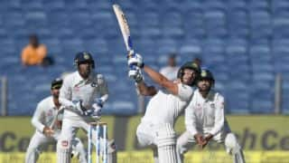 IND vs AUS, 1st Test, Day 1: Renshaw, Starc score fifties amidst batting collapse; Umesh takes 4-for