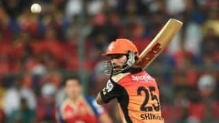 IPL 2014: Sunrisers Hyderabad take on struggling Delhi Daredevils