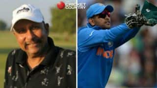 Syed Kirmani: MS Dhoni should continue as a batsman, not wicketkeeper