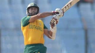 Australia vs South Africa 2nd ODI at Perth: Hashim Amla departs as South Africa stutter