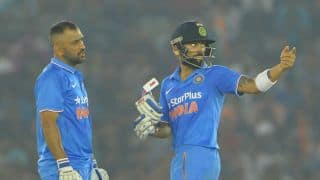 India vs England: When Virat Kohli took DRS without MS Dhoni's advice and failed