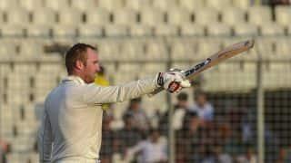 ढाका टेस्ट की दोनों पारी में ब्रेंडन टेलर ने शतक बना रचा इतिहास