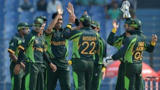 Live Cricket Score Asia Cup 2014 Afghanistan vs Pakistan Match 3 at Fatullah