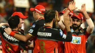 Kohli promises better effort from RCB in IPL 12