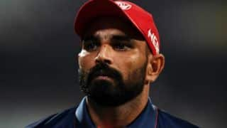 Mohammed Shami accused of age-fudging by wife Hasin Jahan