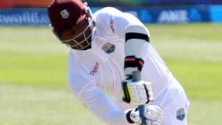 Marlon Samuels calls for West Indies batsmen to be patient against New Zealand