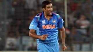 Video: When Ravichandran Ashwin did 'Lungi Dance'