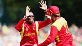Zimbabwe favourites in ICC Cricket World Cup 2015 match against UAE