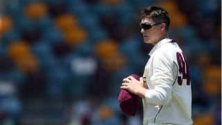 Video: Matthew Renshaw's joke goes wrong, Queensland slapped with rare five-run penalty