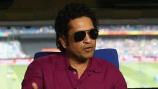 Sachin Tendulkar suggests India batsmen check their strokes while playing abroad