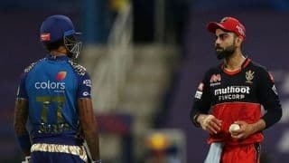 IPL 2020, MI vs RCB: Virat Kohli Faces Backlash on Twitter For His Unnecessary Stare-down With Suryakumar Yadav | POSTS