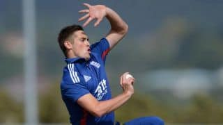 ICC World T20 2014: Chris Woakes announced as replacement for injured Ben Stokes in England squad