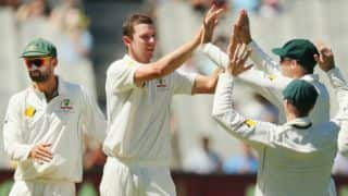 India vs England, 1st Test: Steve O'Keefe's 12 wickets and other highlights