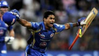 IPL 7: Aditya Tare says he was aware of required equation when walking into bat