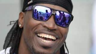 Chris Gayle dares Kevin Pietersen, Suleiman Benn for ALS Ice Bucket Challenge