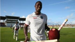 इंग्लैंड के खिलाफ दूसरे टेस्ट के दौरान अभद्र भाषा का इस्तेमाल करने के दोषी पाए गए जेसन होल्डर