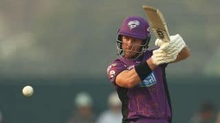 Hobart Hurricanes can shut down Melbourne Stars in BBL semi-final: D'Arcy Short