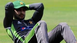 वर्ल्ड XI के खिलाफ मैच में नहीं मिलेगा मोहम्मद हफीज को मौका?