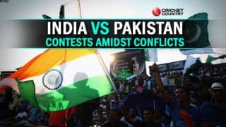 India vs Pakistan: Contests amidst conflicts