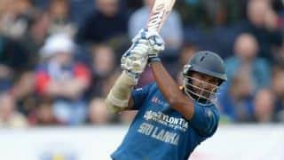 Sri Lanka vs Pakistan, 1st ODI at Hambantota: Rain halts play