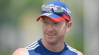 Collingwood pleased to be back in England camp