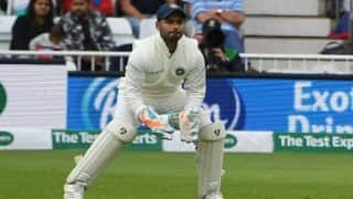 How Kiran More helped wicketkeeper Rishabh Pant turn the tables after difficult England tour