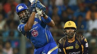 Mumbai Indians vs Kolkata Knight Riders, IPL 2016, Match 24 at Wankhede: Highlights