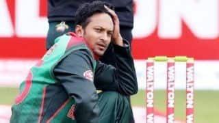 Shakib Al Hasan's Bangladesh career could be in jeopardy, warns BCB chief Nazmul Hasan
