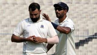 Mohammed Shami Ignores BCCI's advice, bowls 26 overs against Kerala