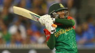 Nidahas Trophy 2018: Indian team is strong but we are in rhythm, says Shakib Al Hasan