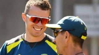 Peter Siddle eyes berth in Australia T20I squad
