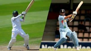 Arthur visualises Tendulkar in Shafiq
