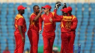 Zimbabwe to tour Netherlands for three ODI