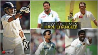 How much the cricket world has changed since Pakistan last staged an international game