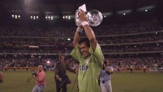 World Cup Countdown: Wasim Akram, Imran Khan script Pakistan's glory