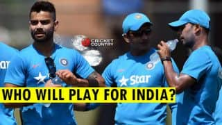 India vs South Africa 2015, 2nd ODI at Indore: Likely XI for the hosts