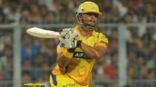 IPL 2014: Video highlights of Suresh Raina's half-century for Chennai Super Kings against Kings XI Punjab