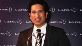Sachin Tendulkar Among 20 Contenders For Laureus Sporting Moment of Last Two Decades