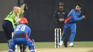 Afghanistan smash records, eye dream start at ICC World Cup 2019