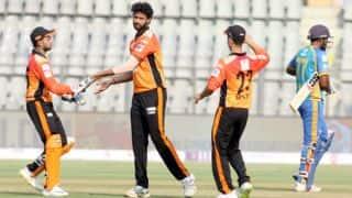 T20 Mumbai League: Shivam Dubey's all-round performance lead Shivaji Park Lion's to victory vs Triumph Knights Mumbai North East